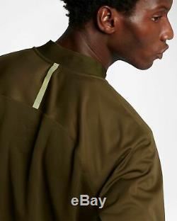 Nike Nikelab Essentials Therma-sphere Jacket Loden Vert 898311 347 Nouveau L