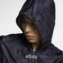 Nike Nikelab X Undercover Gyakusou Homme Running Jacket Purple Dynasty Ah1160 S