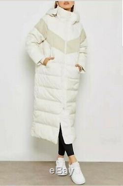 Nike Sportswear Fill Femmes Bas Parka Manteau Avec Tags Moyen Nouveau Ah8694