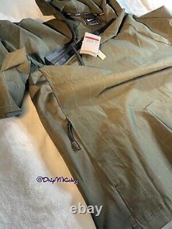 Nike Sportswear Tech Pack Veste Tissée À Capuche- Green Mens Taille L (bv4437-371)