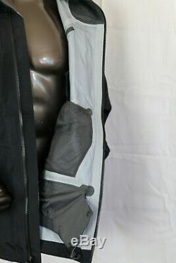 North Face Hommes La Montagne Opps Veste Gore-tex Nouvelle Taille Noir M $ 449.00 Moyen