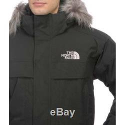 North Face Mcmurdo Parka Veste En Duvet Tnf Noir Toutes Tailles