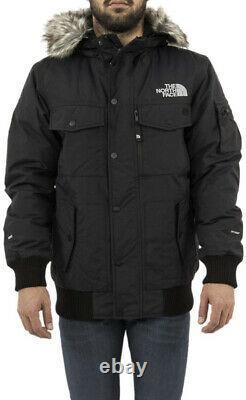 North Face Mens Gotham Jacket, Imperméable À L'épreuve Du Vent Taille Respirante Xs Flambant Neuf