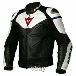 Nouveau 2021 Motogp Moto Veste En Cuir Moto Bikers Racing Sports Jacke