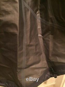 Nouveau Arc'teryx Zeta Sl Jacket XL X-large Noir Nwt Goretex