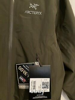 Nouveau Arcteryx Beta Lt Gore-tex Pro Veste X-large Imperméable Shell 3 Layer Tatsu