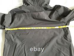Nouveau Avec Tags Hommes Napapijri Rainforest Veste Dark Grey Taille Uk Xlarge Rrp £180