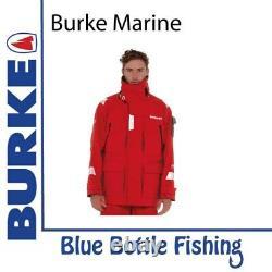 Nouveau Burke Offshore Southerly Veste Respirante Pb20 De Blue Bottle Marine