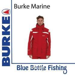 Nouveau Burke Pacific Coastal Cb10 Veste Respirante De Blue Bottle Marine