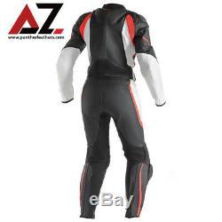Nouveau Dames Moto Costume En Cuir Costume Moto Costume Femme Veste Pantalon Toutes Tailles