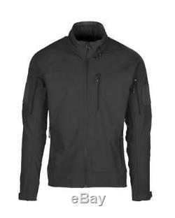 Nouveau Delà A5 Rig Light Jacket Petit Noir 4-way Stretch Shell Top Tactique