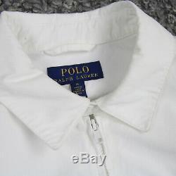 Nouveau Hommes Polo Ralph Lauren Cp-93 Americas Cup Régate Jacket L Rl-93 Bnt