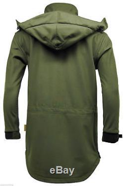 Nouveau Manteau De Tir Manteau De Chasse De Manteau De Chasse De Manteau Imperméable De Chasse De Manteau Du Nouveau Jeu Des Hommes Anorak