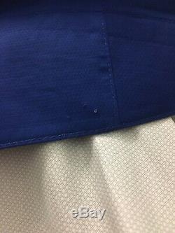 Nouveau Marmot Heavy Duty Précip Bleu Veste Imperméable Ripstop Pluie Mens Petit Nwot