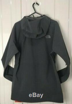 Nouveau Mens Hoodie Flex Apex North Face Uk Taille Petite Noir Goretex Jacket
