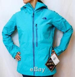 Nouveau Nackh Face Free Thinker Jacket Femme Shell Vistula Blue Pro