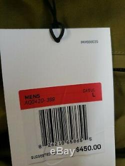 Nouveau Nike Nikelab Aae 2.0 Répulsif Eau Veste Taille L (aq0420 399) Vente Au Détail 450 $