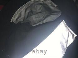 Nouveau Nike Nikelab Acg Gore-tex Manteau Veste Jaune Noir Aq3516-010 Taille M