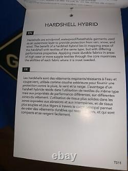 Nwt Arc'teryx Beta Sl Hybrid Homme Gore-tex Rain Jacket Rigel (bleu) Xxlarge