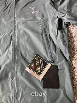 Nwt Arcteryx Beta Ar Mens Taille Extra Large Gore-tex Pro Shell Jacket