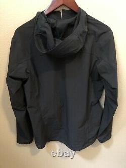 Nwt Arcteryx Gamma Sl Hoody Jacket Homme Petit Noir 225 $ 25153 Arc'teryx