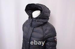 Pajar Women's Callie Jet Black Jacket (détail 445 $)