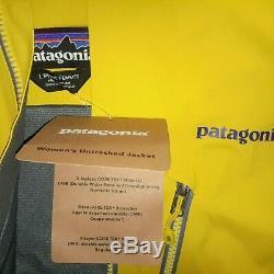Patagonia Grl Untracked Gortex Veste De Ski New Withtag 599free $ Bateau De Priorité
