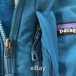 Patagonia Mens Nano-air Veste Légère Big Sur Bleu Grand New Retail 249 $