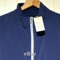 Peter Millar Couronne Sport Zip Jacket Mens Stretch Grand Nwt 145,00 $