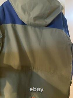 Polo Ralph Lauren Hi Tech Army Green Waterproof Anorak Veste T.n.-o., Taille XL 598 $