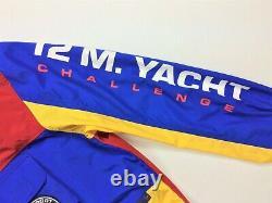 Polo Ralph Lauren Hommes 12m Yacht Veste De Chemise De Veste Utilitaire Verrouillée Couleur Hi Tech