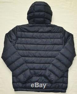 Polo Ralph Lauren Mens Puffer Packable Veste En Duvet Nouveau XXL 2xl Manteau Noir Tn-o