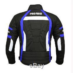 Profirst Moto Cordura Suit Moto Pantalon Imperméable Imperméable Armures
