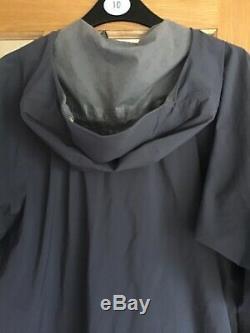 Rab Veste Spark Pertex Shield Taille XL Gris Léger À Capuche Bnwot