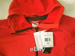 Rare! Nouveau Adidas Hommes Climaheat Hz Hoodie Veste De Survêtement Sweat Pdsf 115 $