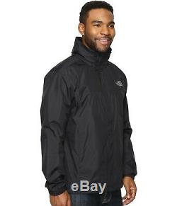 Resolve North Face Men 2 Veste Imperméable Shell Dryvent Tnf Black Nwt