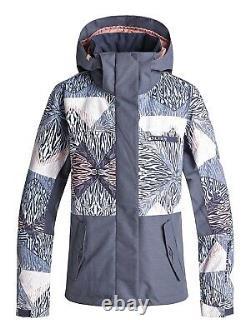 Roxy Femme Jetty Block Snow 2019 Snow Jacket Bgb2 Taille Petite T.-n.