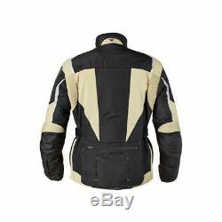 Soldes Articles Veste De Moto En Textile Triumph Trek Pour Hommes