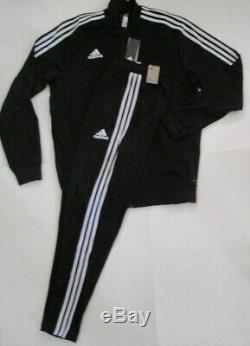 Survêtement Tiro 19 Adidas Pour Hommes, Nouveau Pantalon De Survêtement Combo Jacket Climalite Sz L