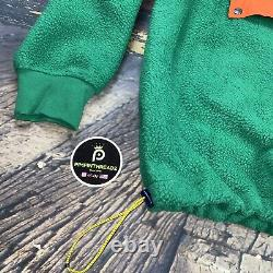 T.n.-o. 228 $ Homme Polo Ralph Lauren Polar Sherpa Anorak Hoodie Pullover Jacket Sz XL