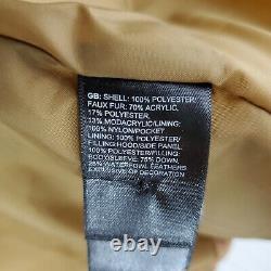 T.n.-o. 230 $ The North Face Size Large 550 Down Gotham Jacket Womens British Khaki