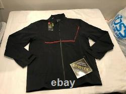 T.n.-o. 250,00 $ Under Armour Mens Golf Storm Gore-tex Paclite Zip Jacket Black Large