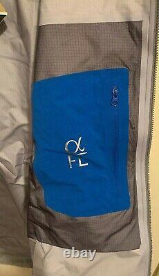 T.n.-o. Arcteryx Mens Alpha Fl Gore-tex Pro Jacket. Largeur X. Lichen (au Détail 425 $)