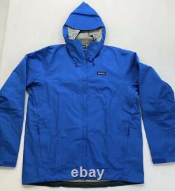 T.n.-o. Patagonia Torrentshell Veste 3l Hommes Grand Andes Bleu 149 85240 $