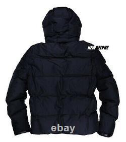 T.n.-o. Polo Ralph Lauren Men Big Pony Duck Down Ski Jacket Coat Black Pdsf 340,00 $