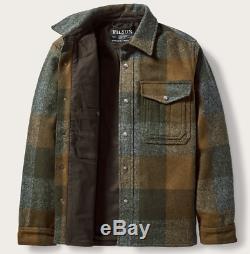 T-shirt Filson Mackinaw Jac, Tn-o, Veste Militaire Moyenne, Moyen