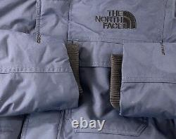 The North Face Gotham III 550 Fill Down Parka Jacket Navy Blue New Withtag Hommes XXL