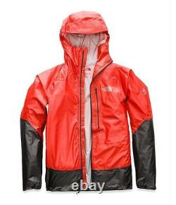 The North Face Summit Series L5 Ultralight Storm Rain Windbreaker Veste Homme XL