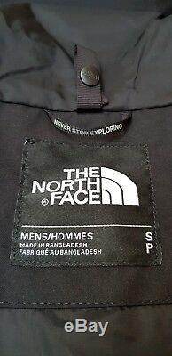 The North Face Veste Tout Terrain III 3 Gore-tex Homme Tnf Noir Petit