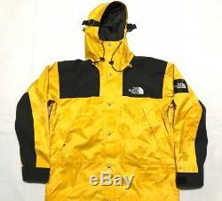 The North Face X Nordstrom Olivia Kim Jacquard Jacket XL Jaune Montagne